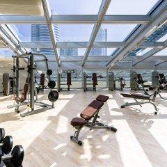 Отель Novotel Fujairah фитнесс-зал фото 4