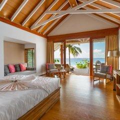 Отель Kudafushi Resort and Spa 5* Вилла разные типы кроватей