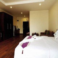 Отель Icheck Inn Residence Sukhumvit 20 Бангкок сейф в номере