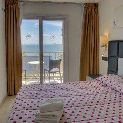 Отель Vela Испания, Курорт Росес - отзывы, цены и фото номеров - забронировать отель Vela онлайн комната для гостей фото 3