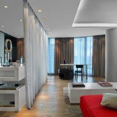 Отель W London Leicester Square комната для гостей фото 8