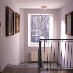 Апартаменты на Поварской комната для гостей фото 3