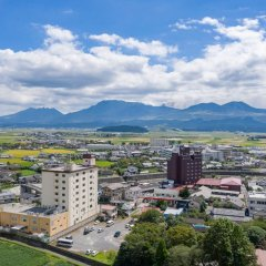 Aso Hotel Минамиогуни фото 8
