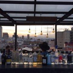 Hostel Mundo Joven Catedral Мехико гостиничный бар