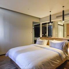 Отель City Inn OCT Loft Branch Китай, Шэньчжэнь - отзывы, цены и фото номеров - забронировать отель City Inn OCT Loft Branch онлайн комната для гостей фото 3