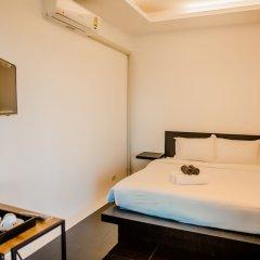 Отель 365 Panwa Villas Resort сейф в номере