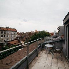 Q Hotel Grand Cru Gdansk балкон