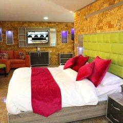 Отель Petra Sella Hotel Иордания, Вади-Муса - отзывы, цены и фото номеров - забронировать отель Petra Sella Hotel онлайн комната для гостей фото 21