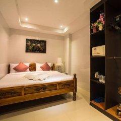 Отель VITS Patong Dynasty 3* Стандартный номер с различными типами кроватей