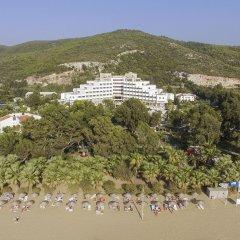 Отель Richmond Ephesus Resort - All Inclusive Торбали приотельная территория