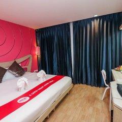 Отель Nida Rooms Patong 179 Phang Center комната для гостей