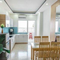 Апартаменты Beach Front Oceanous Apartment Нячанг в номере