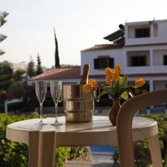 Отель Balaia Sol Holiday Club Португалия, Албуфейра - 1 отзыв об отеле, цены и фото номеров - забронировать отель Balaia Sol Holiday Club онлайн балкон