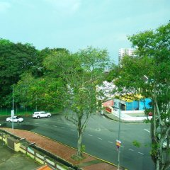 Отель Georgetown Hotel Малайзия, Пенанг - отзывы, цены и фото номеров - забронировать отель Georgetown Hotel онлайн приотельная территория