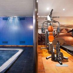 Отель Catalonia Gran Via фитнесс-зал фото 3