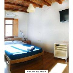Отель Martha's Guesthouse Испания, Барселона - отзывы, цены и фото номеров - забронировать отель Martha's Guesthouse онлайн комната для гостей фото 3