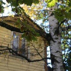 Отель Marta Guesthouse Таллин приотельная территория
