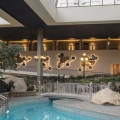 Отель Saskatoon Inn бассейн фото 3
