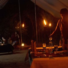 Отель Big Game Camp Yala Шри-Ланка, Катарагама - отзывы, цены и фото номеров - забронировать отель Big Game Camp Yala онлайн развлечения
