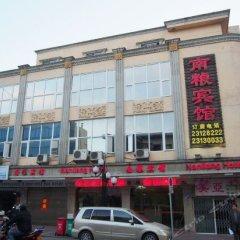 Отель Zhongshan Nanliang Inn парковка