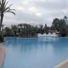 Отель Vincci Djerba Resort Тунис, Мидун - отзывы, цены и фото номеров - забронировать отель Vincci Djerba Resort онлайн бассейн фото 2