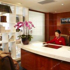 Отель Ramada Plaza Shanghai Pudong Airport Китай, Шанхай - отзывы, цены и фото номеров - забронировать отель Ramada Plaza Shanghai Pudong Airport онлайн спа фото 2