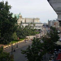 Отель Old Town Art Studio Польша, Варшава - отзывы, цены и фото номеров - забронировать отель Old Town Art Studio онлайн балкон