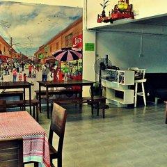 De Talak Hostel Бангкок гостиничный бар