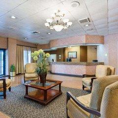 Отель Clarion Inn I-10 East at Beltway интерьер отеля