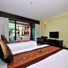 Отель Print Kamala Resort 4* Улучшенный номер с разными типами кроватей
