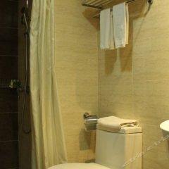 Отель River-Run Hotel Китай, Чжуншань - отзывы, цены и фото номеров - забронировать отель River-Run Hotel онлайн ванная