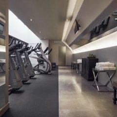 Отель Dominican Брюссель фитнесс-зал