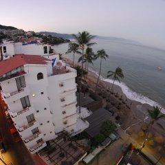 Emperador Hotel & Suites Пуэрто-Вальярта балкон