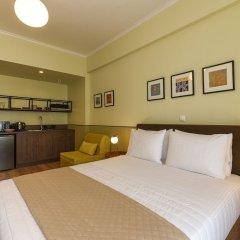 Отель Athens Stories Греция, Афины - отзывы, цены и фото номеров - забронировать отель Athens Stories онлайн комната для гостей фото 4