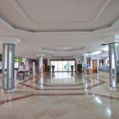 Club Hotel Aguamarina интерьер отеля фото 3