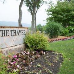 Thayer Hotel фото 11