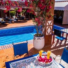 Отель Le Petit Riad Марокко, Уарзазат - отзывы, цены и фото номеров - забронировать отель Le Petit Riad онлайн детские мероприятия