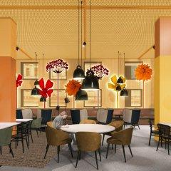 Отель Room Mate Bruno гостиничный бар