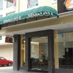 Отель Sipadan Inn 2 парковка