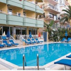 Alin Hotel Турция, Аланья - 13 отзывов об отеле, цены и фото номеров - забронировать отель Alin Hotel онлайн фитнесс-зал