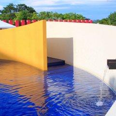 Отель Luigans Spa And Resort Фукуока бассейн