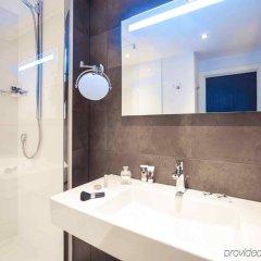 Отель Mercure Hotel Brussels Centre Midi Бельгия, Брюссель - отзывы, цены и фото номеров - забронировать отель Mercure Hotel Brussels Centre Midi онлайн ванная