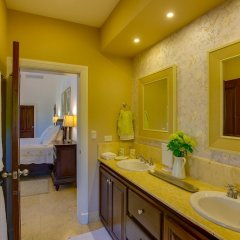 Отель Villa With 3 Bedrooms in Punta Cana, With Private Pool, Furnished Gard ванная