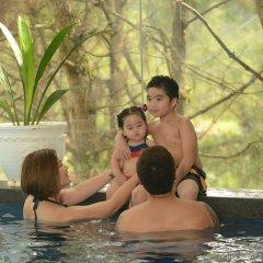 Отель Le Monet Hotel Филиппины, Багуйо - отзывы, цены и фото номеров - забронировать отель Le Monet Hotel онлайн бассейн