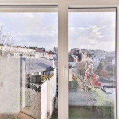 Отель B-Aparthotels Louise Бельгия, Брюссель - отзывы, цены и фото номеров - забронировать отель B-Aparthotels Louise онлайн балкон