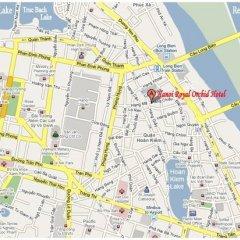 Отель Royal Orchid Hotel Вьетнам, Ханой - отзывы, цены и фото номеров - забронировать отель Royal Orchid Hotel онлайн городской автобус