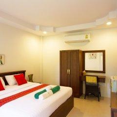 Отель The Green Beach Resort комната для гостей