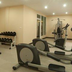 Отель Rattana Residence Thalang фитнесс-зал фото 2