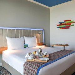 Отель Park Inn by Radisson, Abu Dhabi Yas Island в номере