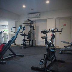 Отель Playa Suites фитнесс-зал